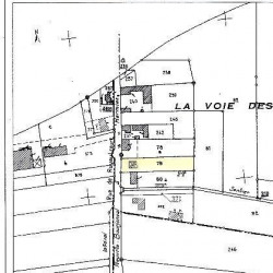 Vente Terrain Hermies 1640 m²