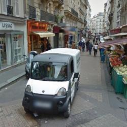 Cession de bail Local commercial Paris 17ème 62 m²