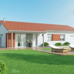 Maison  4 pièces + Terrain  650 m² Marcilloles