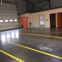 Location Entrepôt Belleville 414 m²