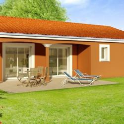 Maison  4 pièces + Terrain  1430 m² Farges les Macon