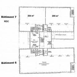 Location Bureau Saint-Priest 559 m²