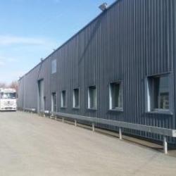 Vente Entrepôt Parçay-Meslay 2289 m²