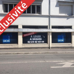 Location Local commercial Rennes 106 m²