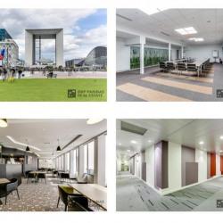 Location Bureau Puteaux 680 m²