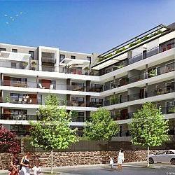 Location Bureau Rennes 44 m²