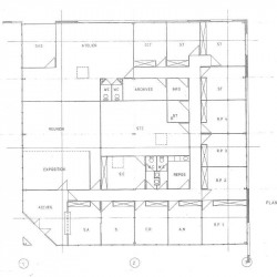 Location Bureau Eysines 576 m²