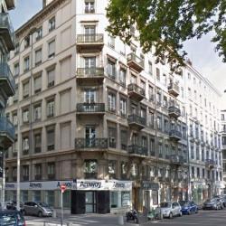 Location Bureau Lyon 2ème 47 m²