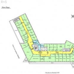 Location Bureau Issy-les-Moulineaux 3815 m²