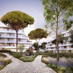 photo appartement neuf Marseille 9ème