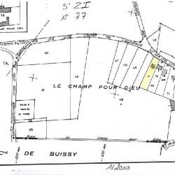 Vente Terrain Baralle 1463 m²