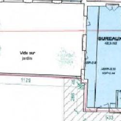 Vente Bureau Levallois-Perret 45 m²