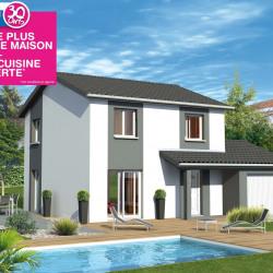 Maison  5 pièces + Terrain  400 m² Sury-le-Comtal