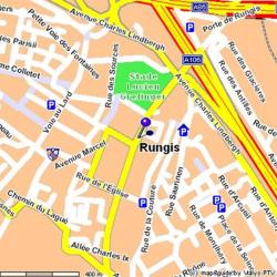 Location Local d'activités Rungis 2492 m²