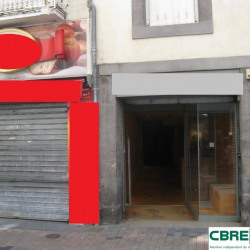 Location Local commercial Clermont-Ferrand 156 m²