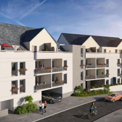 photo appartement neuf Montlouis sur Loire
