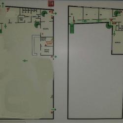Vente Local d'activités Égly 910 m²