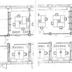 Location Bureau Lyon 3ème 490,7 m²