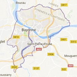 Location Bureau Bayonne (64100)