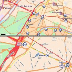 Location Bureau Paris 16ème 423 m²