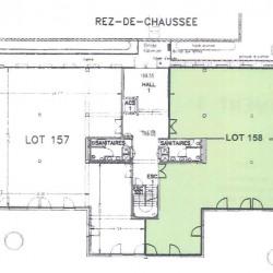 Location Bureau Mougins 96 m²