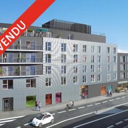 Vente Bureau Rennes 63 m²