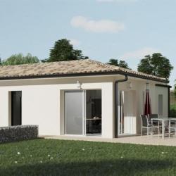 Maison  3 pièces + Terrain   m² Ferrières