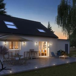 Maison  5 pièces + Terrain  400 m² Wittenheim