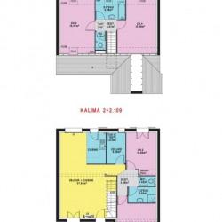 Maison  5 pièces + Terrain  340 m² Persan