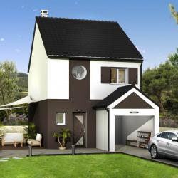 Maison  6 pièces + Terrain  730 m² Neuflize