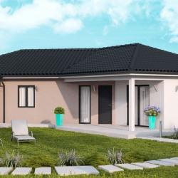 Maison  5 pièces + Terrain  885 m² Davayé