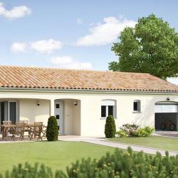 Maison  2 pièces + Terrain  1172 m² Vélye