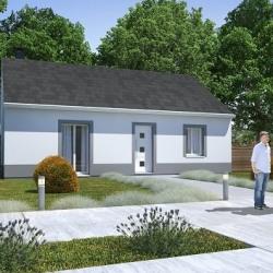Maison  3 pièces + Terrain  406 m² Lapugnoy