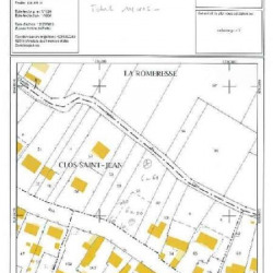 Vente Terrain Bucy-le-Long 600 m²