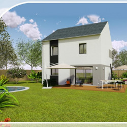 Maison  5 pièces + Terrain  350 m² Pã©Rigny