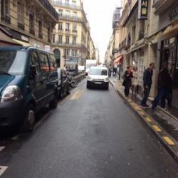 Cession de bail Local commercial Paris 2ème 60 m²