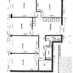 Location Bureau Lyon 8ème 85 m²