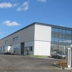 Location Local d'activités Sainte-Marie-aux-Chênes 850 m²