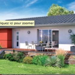 Maison  3 pièces + Terrain  185 m² Pia