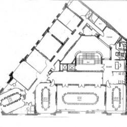 Location Bureau Paris 8ème 1031 m²