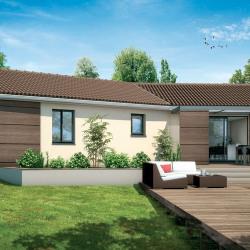 Maison  4 pièces + Terrain  1500 m² Labastide-Clermont