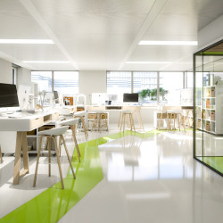 Location Bureau Saint-Ouen 32781 m²