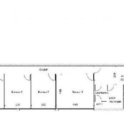 Location Bureau Dardilly 889 m²
