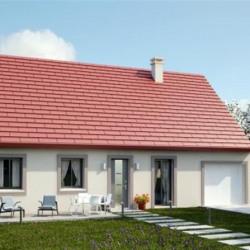 Maison  6 pièces + Terrain  340 m² Éleu-Dit-Leauwette