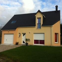 Maison  4 pièces + Terrain  615 m² Barentin