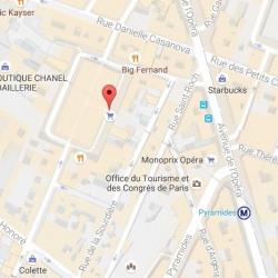 Cession de bail Local commercial Paris 1er 50 m²