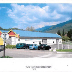 Location Local commercial Vizille 360 m²