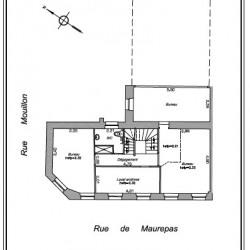 Location Bureau Rueil-Malmaison 400 m²