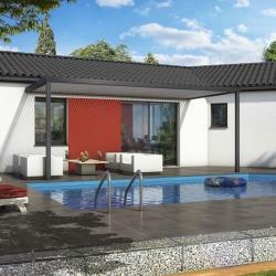 Maison  4 pièces + Terrain  900 m² Viviers-Lès-Montagnes