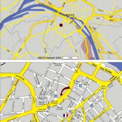 Location Bureau Rouen 532 m²